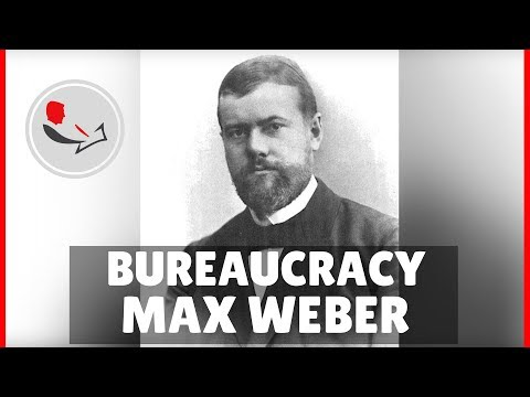 Episode 145 weber 39 s bureaucratic management funnydog tv for 6 characteristics of bureaucracy