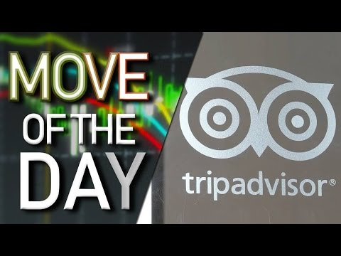 Shares of TripAdvisor Fly Higher After Aligning With Marriott International on Hotel Bookings