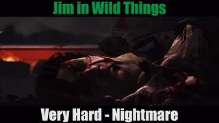 Jim in Wild Things (Very Hard | Nightmare)* - Resident Evil Outbreak: File #2