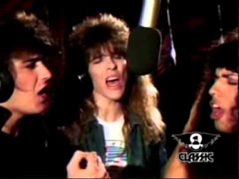 STRYPER - Soldiers under command [Official Music Video] HQ