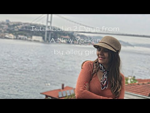 2 Days in Istanbul from A New Yorker by alley girl