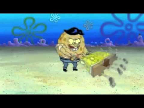 Spongebob Spins Me Right Round