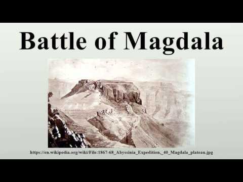 Battle of Magdala