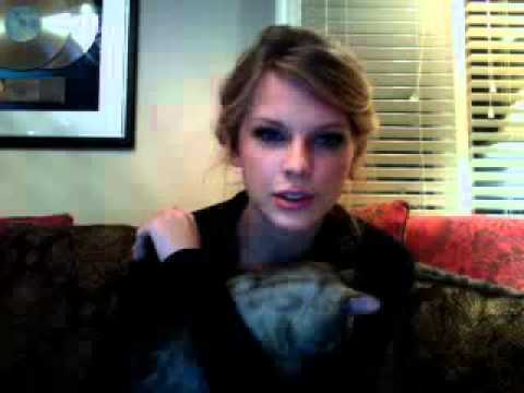 Taylor Swift - Live Chat (Full)