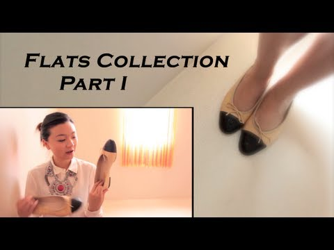 Flats Collection and Inspiration Part I Ballet Flats