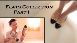 Flats Collection and Inspiration Part I Ballet Flats Thumbnail