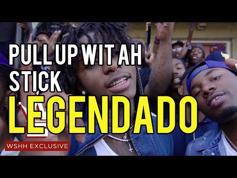 "SahBabii ""Pull Up Wit Ah Stick"" Feat. Loso Loaded (Legendado)"