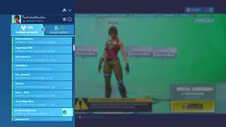 Recruiting people for our clan of exclusive skins [Fortnite]