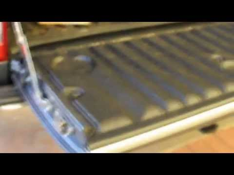 Dust sealing the tailgate on a 2014 d max fitted with tub for Diy bathtub liner