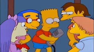 Conocemos todos sus secretos - Los Simpson