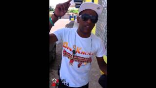 Supa Hype Representing for ASAP, July 14, 2012