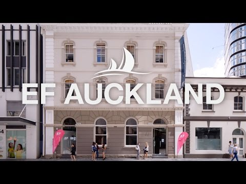 EF Auckland – Tour of the School