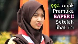 Download Video Adek Berjilbab Coklat Versi Pramuka & Lagu Balasan Adek [Full Video Lirik] MP3 3GP MP4