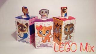 Р N14 - Пушистики-котята - коробочки с сюрпризом Sweet Box (игрушка с мармеладом)