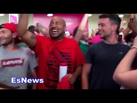 Drunk Conor McGregor Fan Breaks Into Seckbach Hotel Room EsNews Boxing