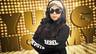 "Snooki's ""Yung Mommy"" Music Video!! by : Nicole"