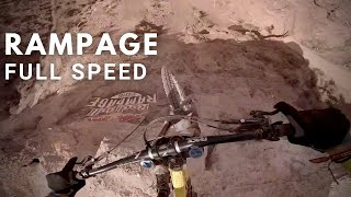 Remy Metailler - Red Bull Rampage 2016