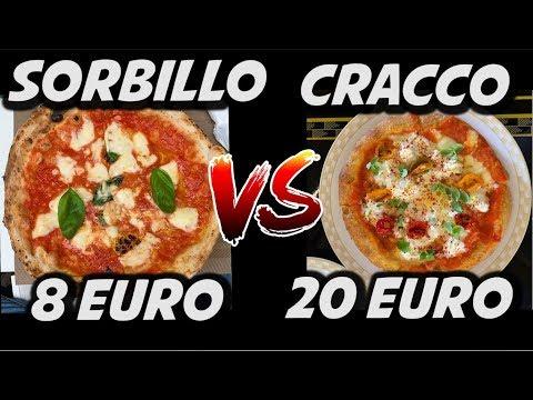 PIZZA CRACCO 20€ VS SORBILLO 8€