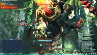 Blade & Soul NA Beta Destroyer and Summoner duo Hall of Ogong
