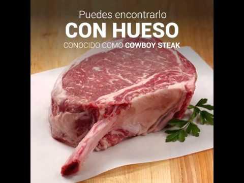 Tomahawk Steak Costco >> Arrachera, Rib-Eye, Bife, ¿cuál es la diferencia? | Doovi