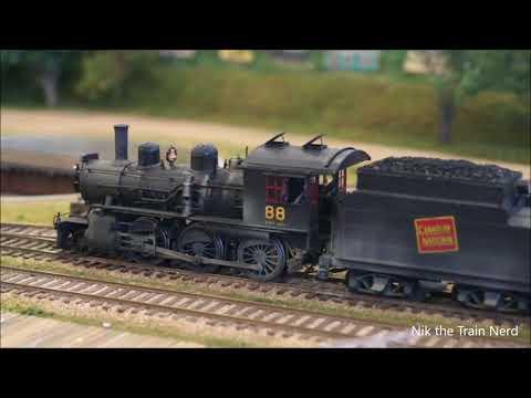 CNR 2-6-0 Freight | HO Scale | Ottawa Rail Expo 2012