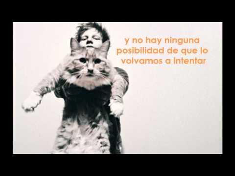 Ed Sheeran - UNI subtitulada al español