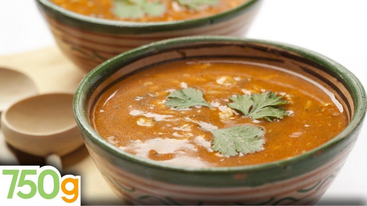 cuisine marocaine 750 grammes