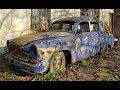 Abandoned Wartburg 311.