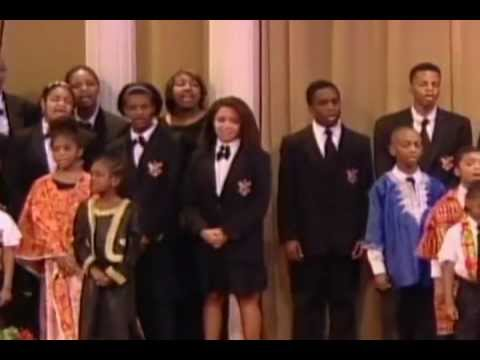 Black History Chapel Montage from Covenant Christian Ministries Academy