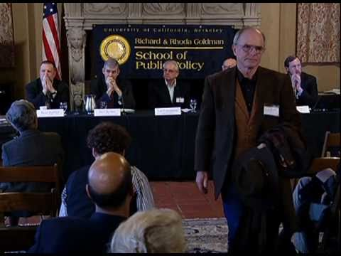 "Goldman School 40th Anniversary Alumni Panel: ""Energy and Environment"""