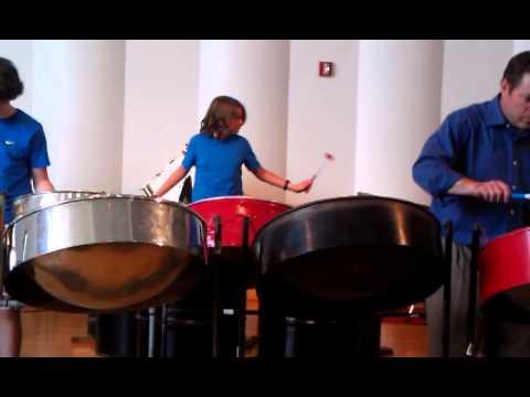 Albuquerque Academy Steel Drum 2013 TAK