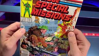 G.I. JOE SPECIAL MISSIONS #2 review by 80sComics.com