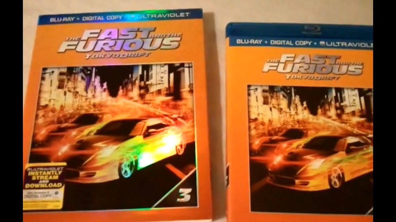 the fast and the furious tokyo drift 2006 blu ray. Black Bedroom Furniture Sets. Home Design Ideas