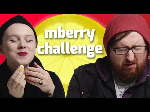 Irish People Taste Test Miracle Berries