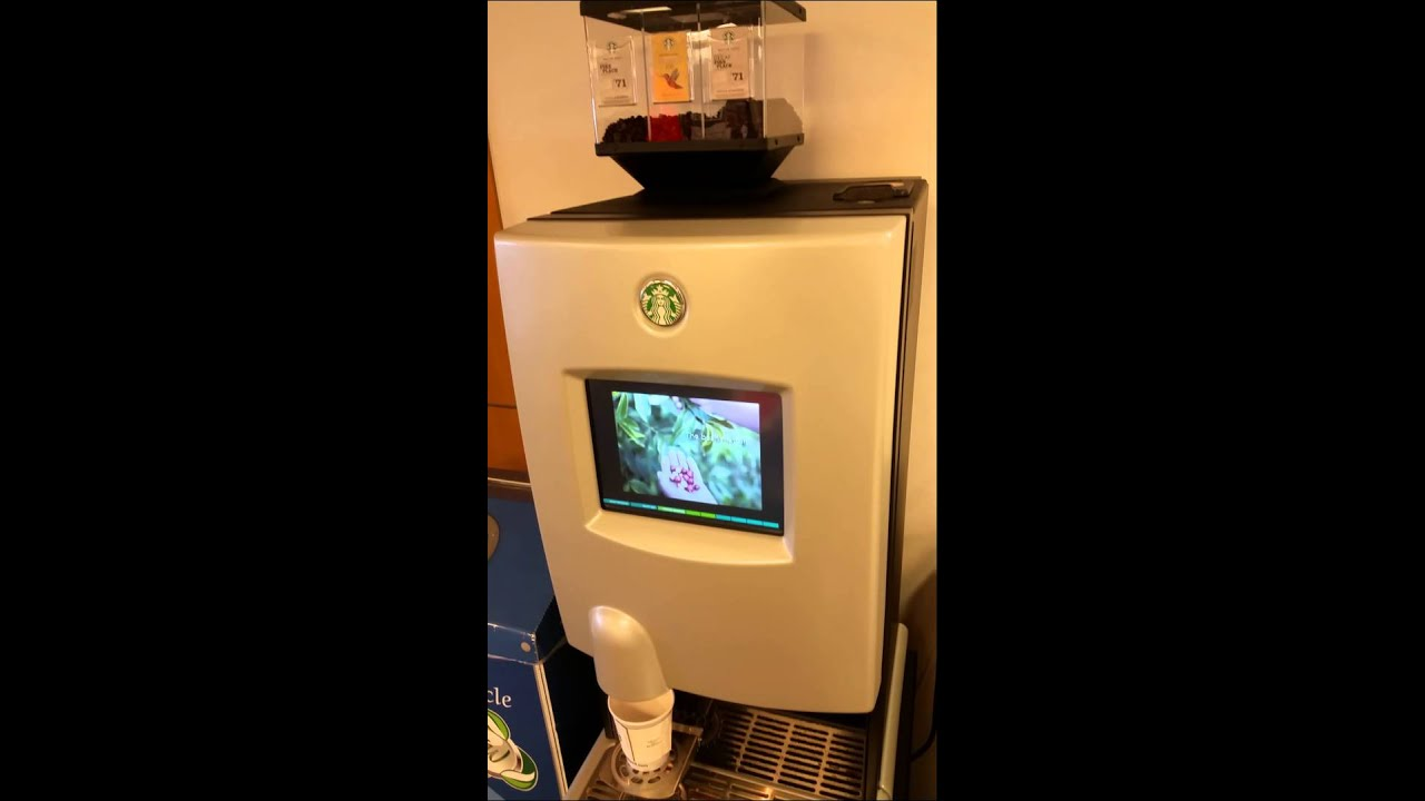 Starbucks Machine
