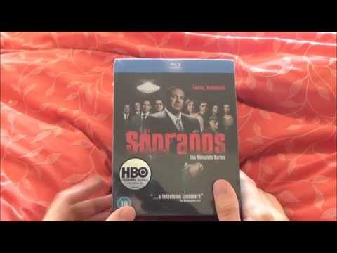 The Sopranos: The Complete Series UK Bluray Boxset