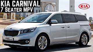 KIA CARNIVAL 7 SEATER MPV INDIA LAUNCH | KIA CARNIVAL LAUNCH, PRICE, LOOKS, FEATURES - TOYOTA INNOVA