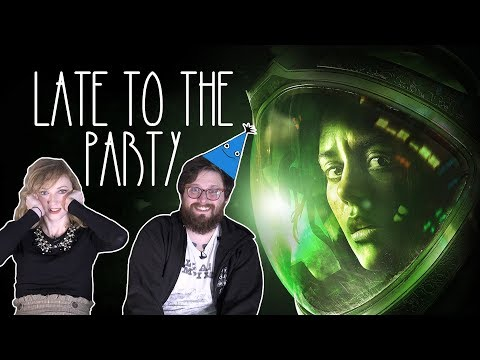 Let's Play Alien Isolation - Late to the Party