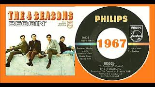 The Four Seasons - Beggin' 'Vinyl'