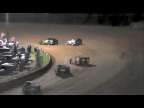 Open Wheel Modified 6-4-11 Dublin Motor Speedway