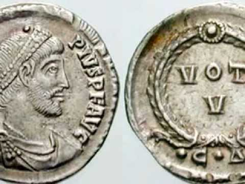 Rebellion of Procopius - Gibbon's Decline and Fall of the Roman Empire Chapter 25 Part 2