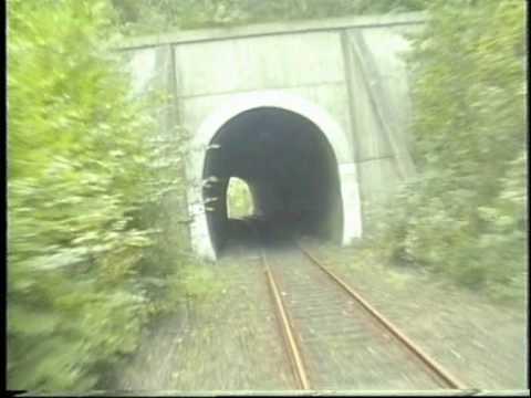 Brexbachtalbahn Grenzau - Engers Führerstandsmitfahrt Teil 1