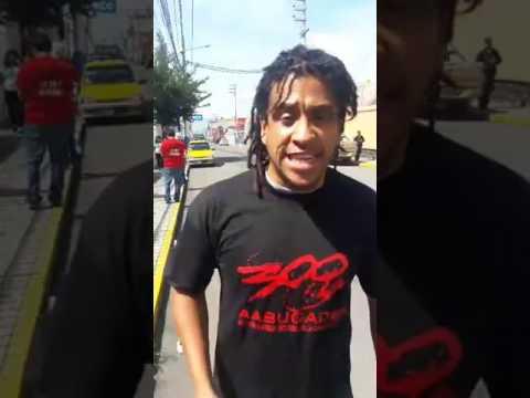 Edgardo Diaz Valdivia en la region policial Arequipa