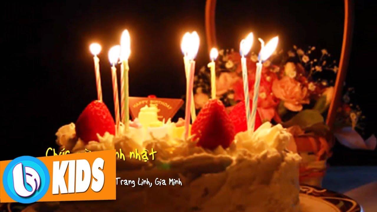 Chúc Mừng Sinh Nhật – Nhạc Thiếu Nhi Vui Nhộn Hay Nhất – Happy Birthday Song