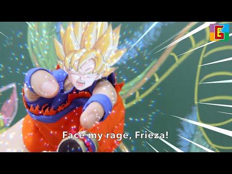 EPIC SCHOOL FIGHT ???? ??? Dragon Ball Z Goku vs Frieza ????????? Z ???