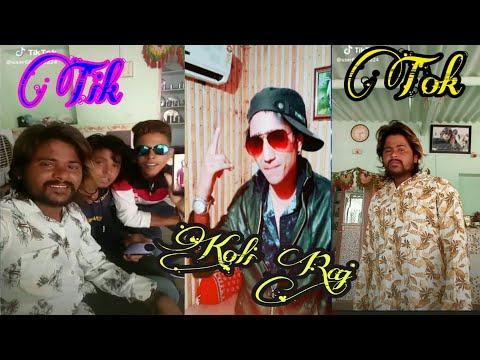 Gabbar Thakor Arjun Thakor Vina Thakor Tik Tok Video 2019 Koli Raj In Rajasthan Tik Tok Video2019