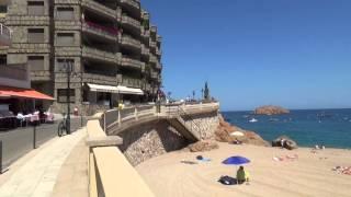 Отдых в Испании. Тосса-де-Мар(, 2016-04-22T15:57:03.000Z)