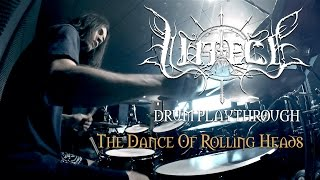 Charles Phily - LUTECE - The Dance Of Rolling Heads [Drum Playthrough] HD