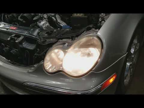 Ecm cloning Mercedes 2010