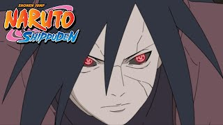 Madara vs Shinobi Alliance | Naruto Shippuden